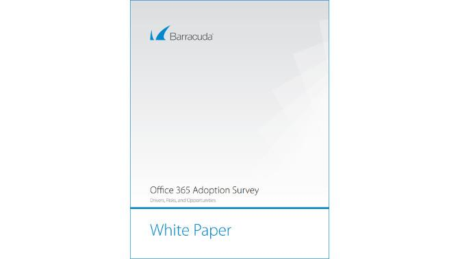 Office 365 Adoption Survey