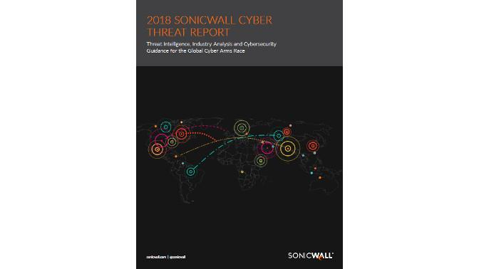 2018 SonicWall Cyber Threat