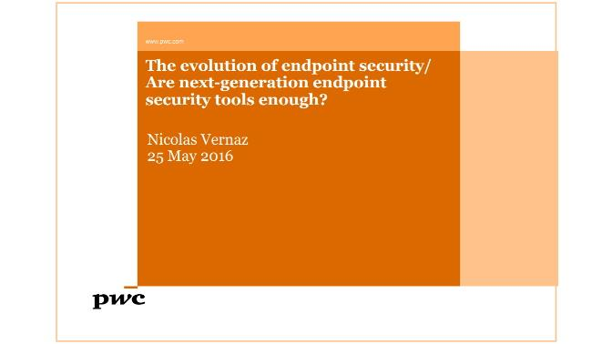 Endpoint Security WP