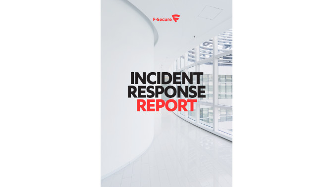 F-Secure Incident Response