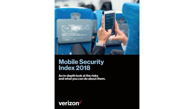 Mobile Security Index 2018