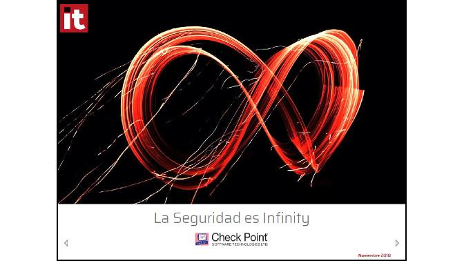 Check Point especial Infinity