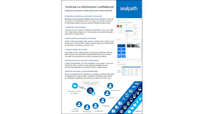 SealPath DataSheet