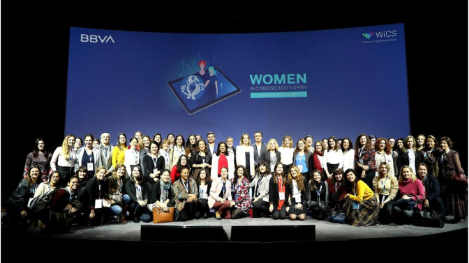 Women in Cybersecurity Spain
