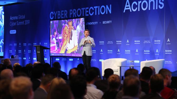 Acronis Summit 2019