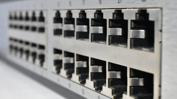 Switches redes ethernet