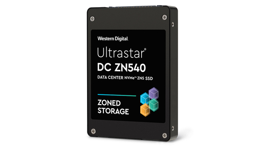 SSD ZNS_Western Digital_ Ultrastar