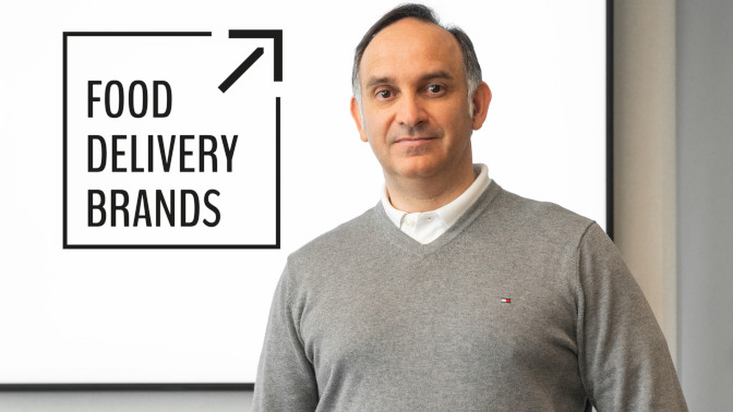 Carlos Asun, CISO Food Delivery Brands